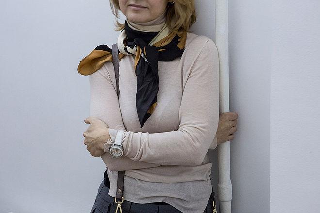 Фото Ксении Юрковой