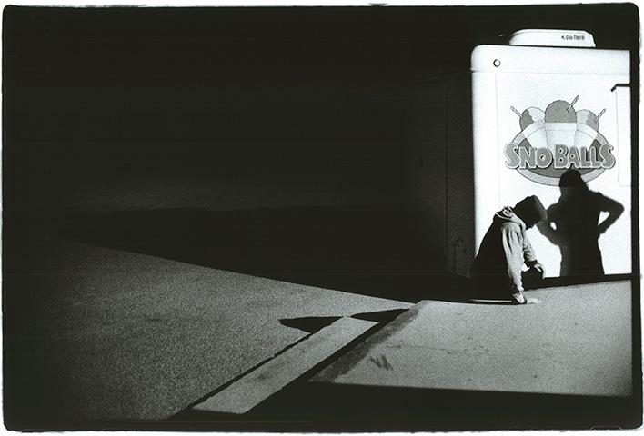 Джессика Лэнг. Нью-Йорк. Предоставлено галерей Howard Greenberg © Jessica Lange/ diChroma photography