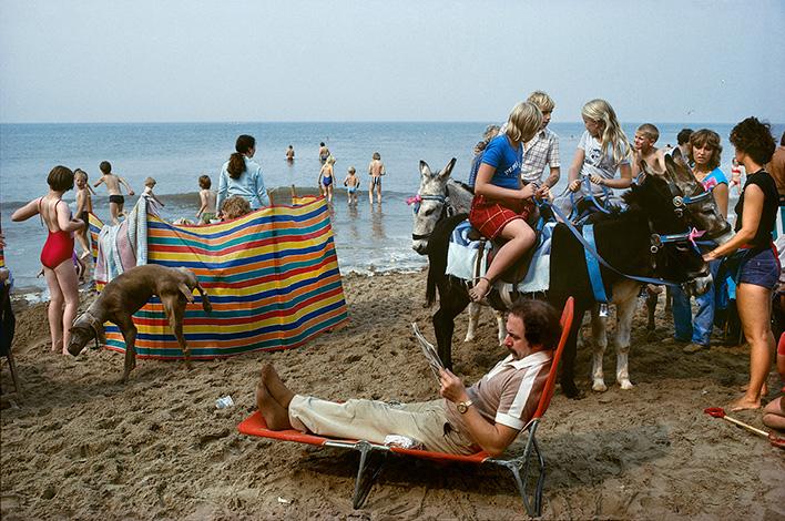 Крис Стил-Перкинс. Блэкпул. Из серии «Англия, моя Англия». 1982 © Magnum Photos