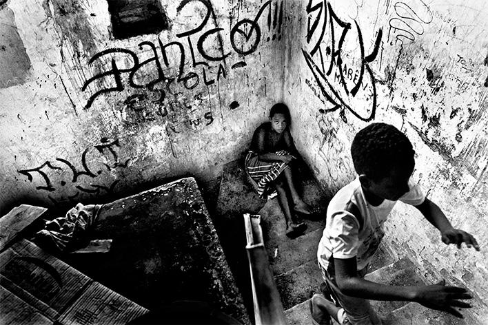 """Из проекта """"Новая культура насилия в Латинской Америке"""" © SEBASTIAN LISTE / получатель гранта Alexia Foundation 2014"""