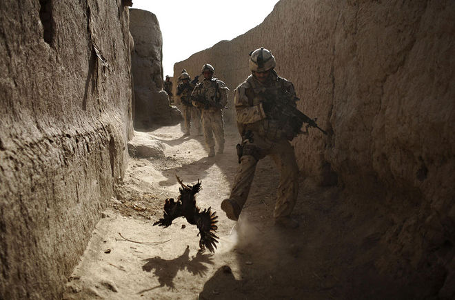 Афганистан © Anja Niedringhaus /AP