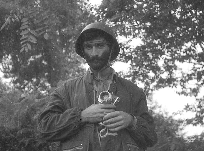 Ибрагим Чкадуа. Абхазия, 1992 год.