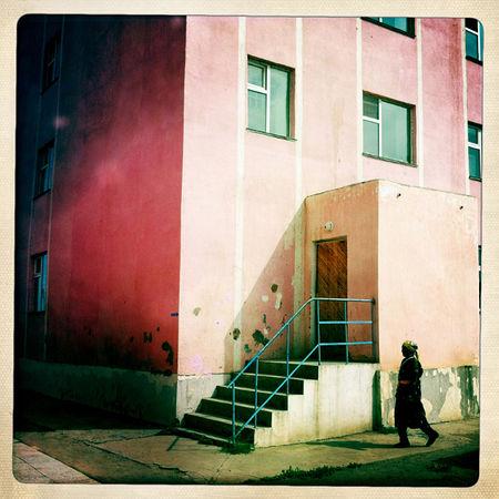 Allison Shelley, США. Из серии «Between the Red and Black». Первая премия в категории Smartphonе VIPA 2013