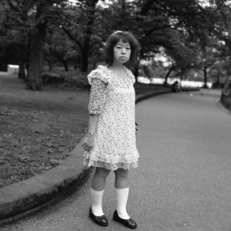 ©Tsutomu Yamagata, Япония. Из серии «Thirteen Orphans». Третье место в категории «Портфолио»