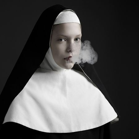 ©Marc Thirouin, Франция. Из серии «Las Mujeres». Второе место в категории одиночных фотографий