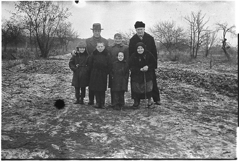 ©Марлен Матус (1939–2014). «Белоруссия, 1953»