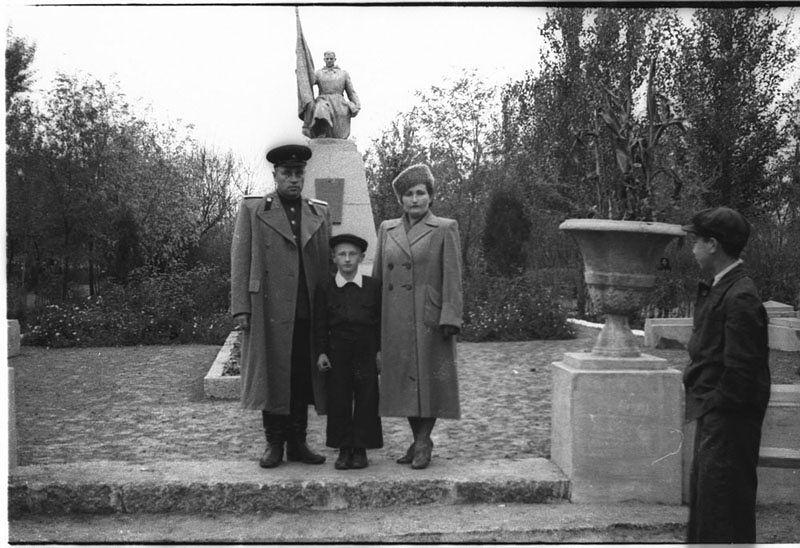 ©Марлен Матус (1939–2014). «Украина, Днепропетровск. 1960»