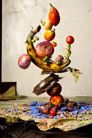 © Lorenzo Vitturi. Из проекта «Dalston Anatomy». Гран-При Hyères Festival of Fashion and Photography, 2014