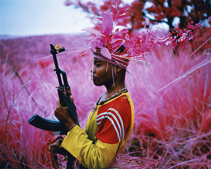 © Richard Mosse. Safe From Harm, 2012
