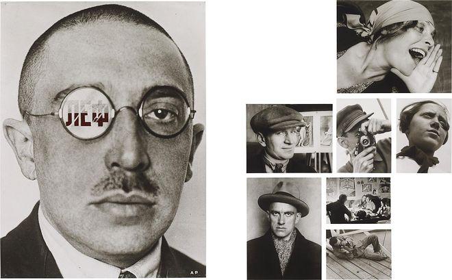 Phillips, © Александр Родченко, Портреты, 1924–1937