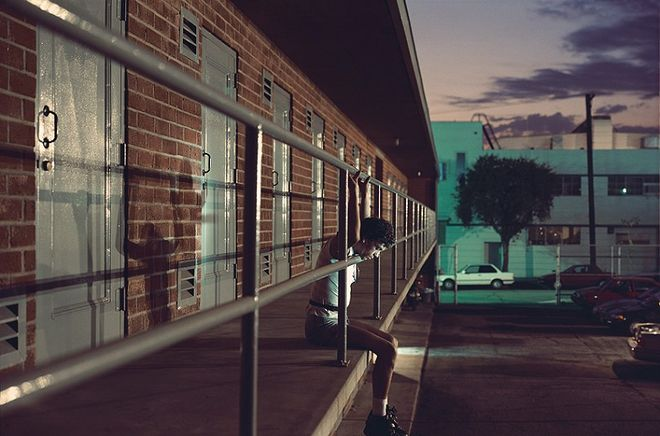 © Philip-Lorca diCorcia. Chris, 28 years old, Los Angeles, California, $30. Из серии Hustlers