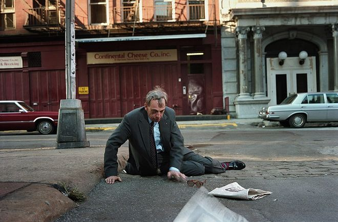 © Philip-Lorca diCorcia. New York City (Fred). Из серии  Storybook Life