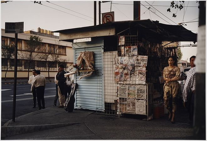 © Philip-Lorca diCorcia. Mexico City. Из серии Streetwork