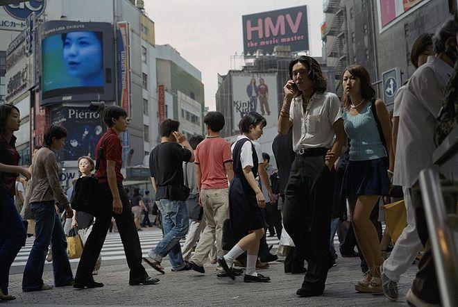 © Philip-Lorca diCorcia. Tokyo. Из серии Streetwork
