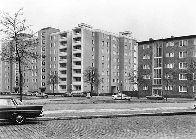 © Michael Schmidt. Berlin, из серии Stadtbilder,1976–1980