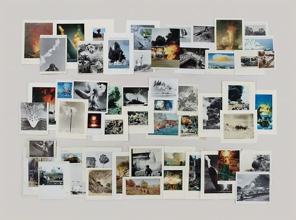 © Taryn Simon. The Picture Collection series. Explosions. 2012