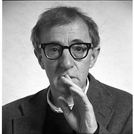 © Volker Hinz, Woody Allen, Legends