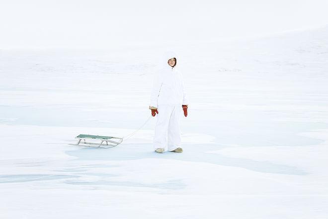 © Евгения Арбугаева, из серии Тикси, 2013