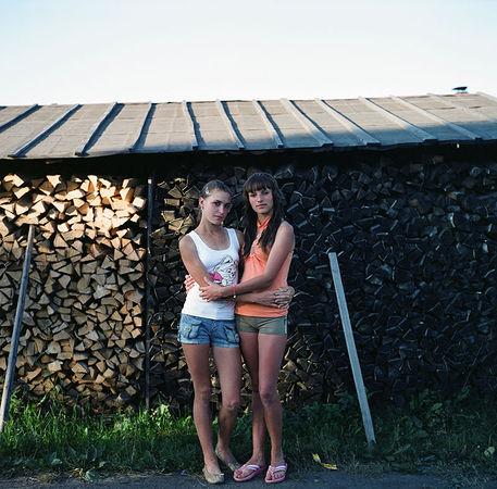 © Оля Иванова. Из серии «Кич-городок»