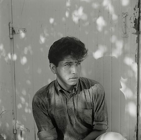 © Larry Clark. Johnny Bridges, 1961