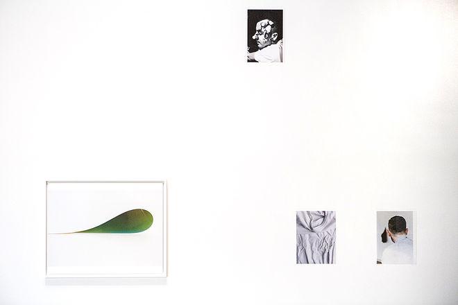 Фрагмент экспозиции Вольфганга Тильманса на Manifesta 10