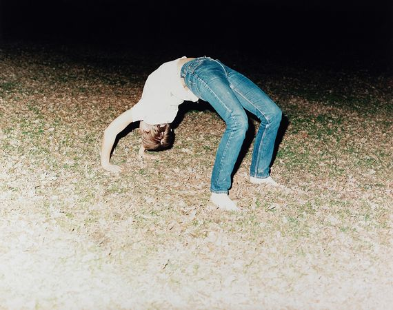 State of Emergency with Blue Jeans, 1998 © Annika von Hausswolff, courtesy of CNAP