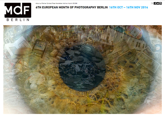 The 6th European Month of Photography Berlin