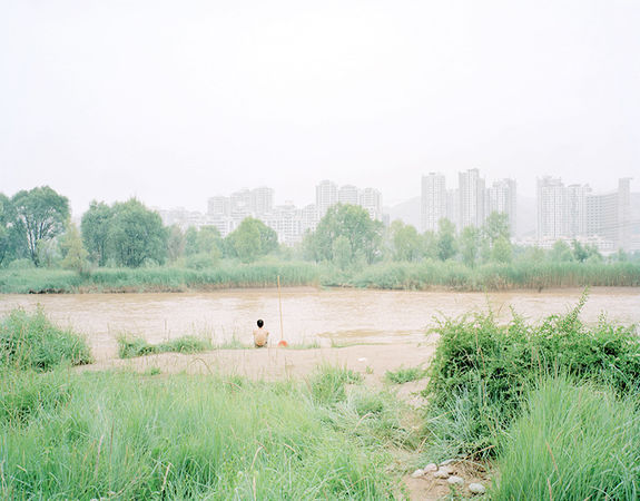 © Kechun Zhang. Из серии The Yellow River Surging Northward Thunderously