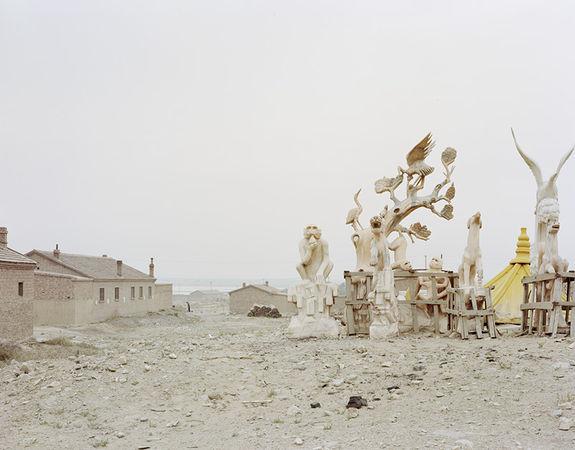 © Kechun Zhang. Из серии The Yellow River Surging Northward Thunderously