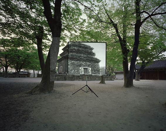 © Sungseok Ahn. Из серии Historic Present