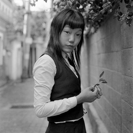 © Sung Jin Park. Из книги Kid Nostalgia
