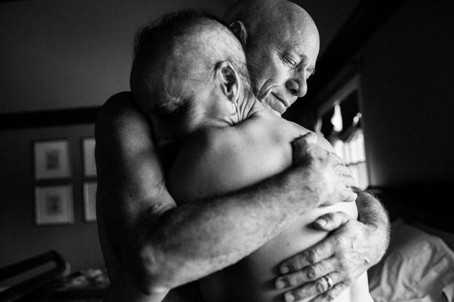 © Nancy Borowick. Из серии Cancer Family