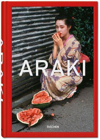 Araki by Araki, TASCHEN, 2014