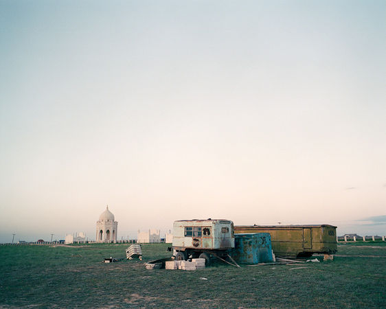 © Chloe Dewe Mathews. Из серии Caspian. BJP's International Photography Award 2011