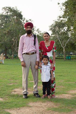 &#169; Brandon Stanton, 2014<br />   &#171;Чего вы бы хотели для своего сына больше всего?&#187;<br />   &#171;Мы позволим ему мечтать самому за себя&#187;.<br />   (Нью-Дели, Индия)