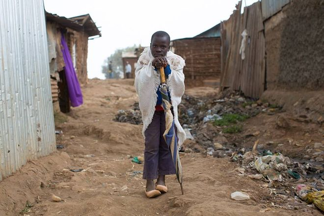 &#169; Brandon Stanton, 2014<br />   &#171;Я хочу быть юристом&#187;.<br />   (Найроби, Кения)