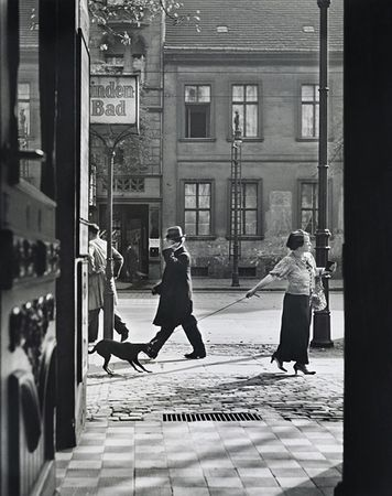 Recalcitrance, Berlin, 1926