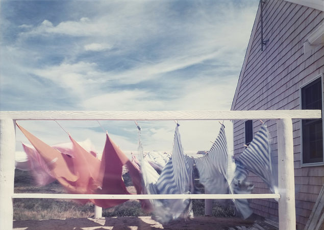 Joel Meyerowitz, Laundry, 1981, preview