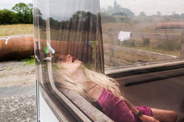 © Birte Kaufmann. Из серии The Travellers