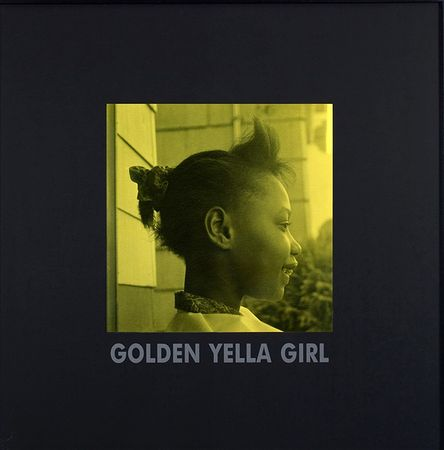 © Carrie Mae Weems. Из серии Coloured People, Golden yella girl, 1997