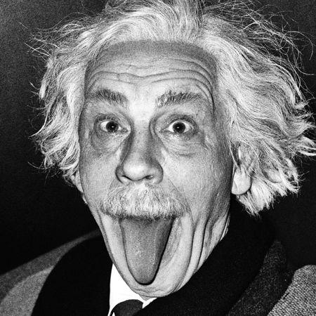 © Sandro Miller. Arthur Sasse, Albert Einstein Sticking Out His Tongue (1951), 2014