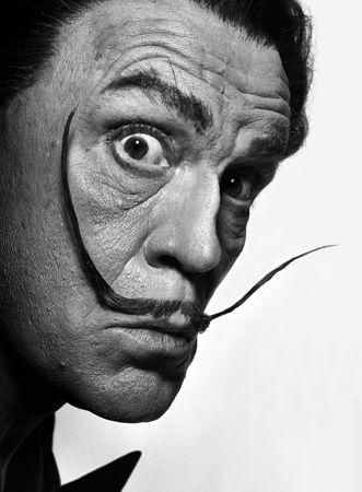 © Sandro Miller. Philippe Halsman, Salvador Dalí (1954), 2014
