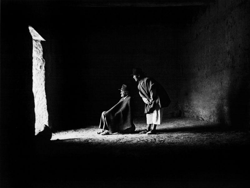 ©Флор Гардуньо. «Taita Marcos, Эквадор, 1988»