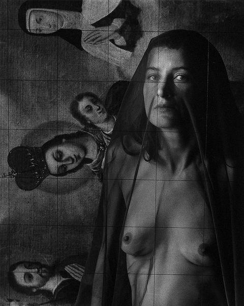 ©Флор Гардуньо. «Магдалена, Мексика, 1999»
