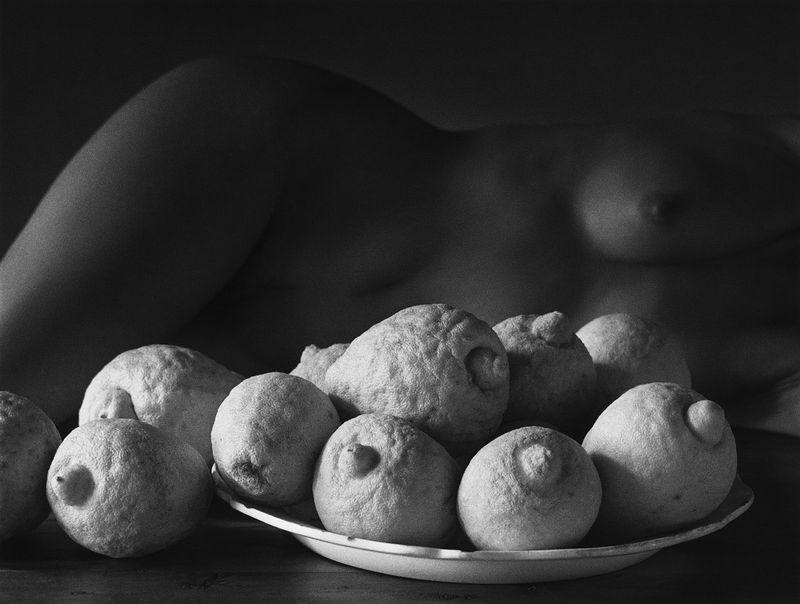 ©Флор Гардуньо. «Лимоны, Мексика, 1998»