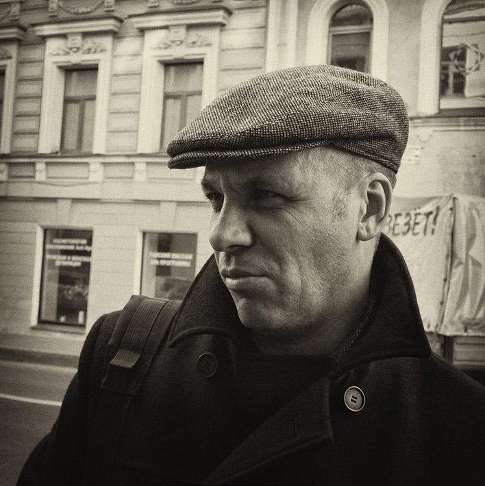 Владимир Семенов. Фото Антона Вершовского