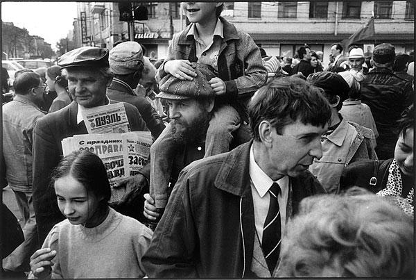 ©Игорь Мухин. «Москва 1996»