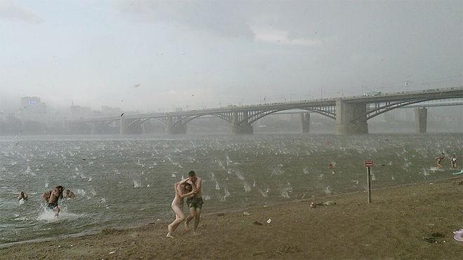 © Никита Дудник. Новосибирск, Россия, 12 июля 2014 года