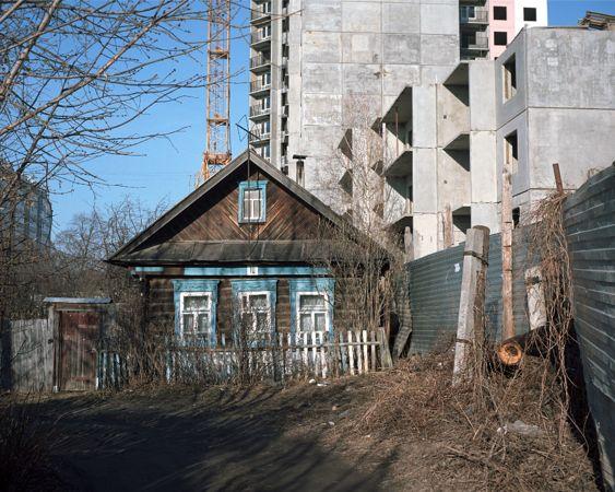 Сергей Новиков. Чебоксары. ЖК «Новая Будайка». 2014