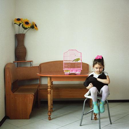 Альбина Шаймуратова. Жители Моркинского района, Мари Эл. 2014